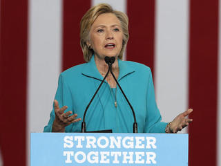 Clinton releases mental health plan