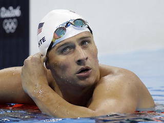 Ryan Lochte won't say if he will return to Rio