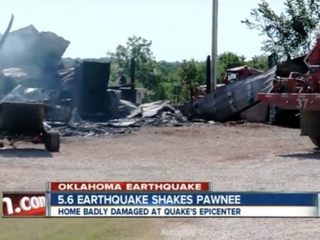 Oklahoma under state of emergency after quake