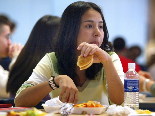 Millions of US teens struggle with hunger