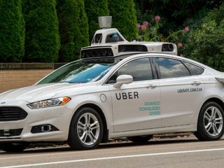 Uber launches self-driving cars in Pittsburgh