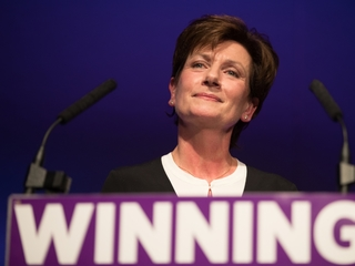 UKIP elects Diane James as new leader