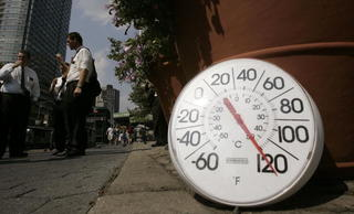 Earth smashes yet another heat record