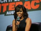 Michelle Obama responds to Trump plagiarism