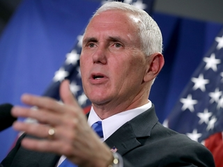 Pence defends Trump's stance on stop-and-frisk