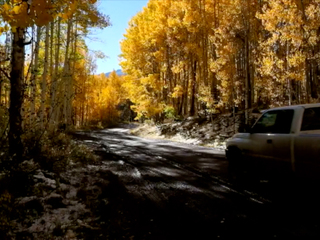 VIDEO: Fall and winter in one Colorado weekend