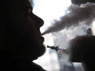 E-cigarettes may be less harmful to lungs