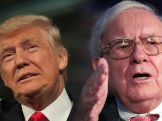 Buffett says Trump's wrong about his taxes