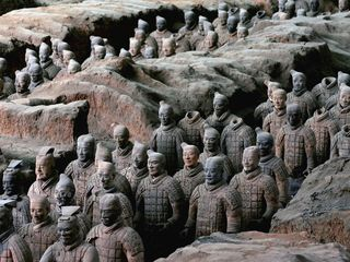 Greeks could have influenced terra-cotta army