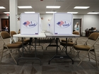 Voters feel tense about Election Day