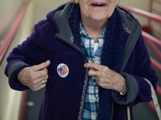 Photos: Election Day 2016