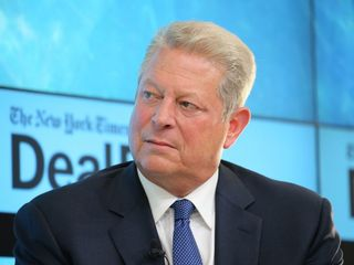 Al Gore says he'll work with Donald Trump