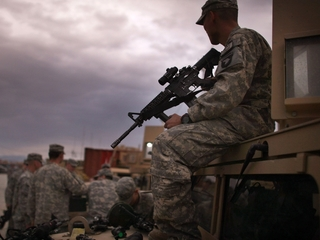 At least 4 killed on US air base in Afghanistan
