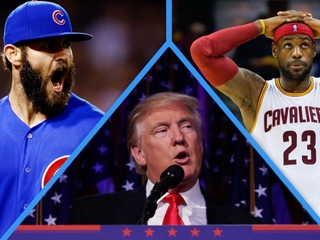 Sports world reacts to Trump's win