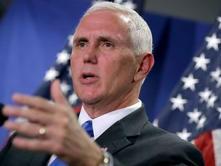 VP Mike Pence is coming to Denver on Oct. 26