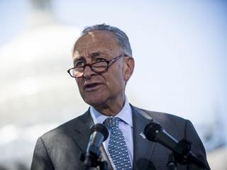Sen. Schumer is next Senate minority leader