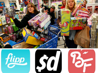 5 apps to make Black Friday shopping a breeze