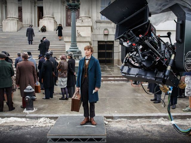 Fantastic Beasts Is, Well, Fantastic