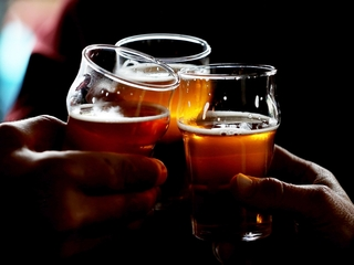 Moderate drinking could be good for your heart
