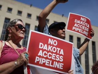 DAPL protesters must leave Standing Rock area
