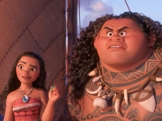 'Moana' had a great Thanksgiving box office