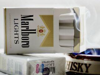 Philip Morris could nix cigarettes