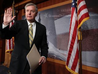 Graham drafting undocumented immigrant bill