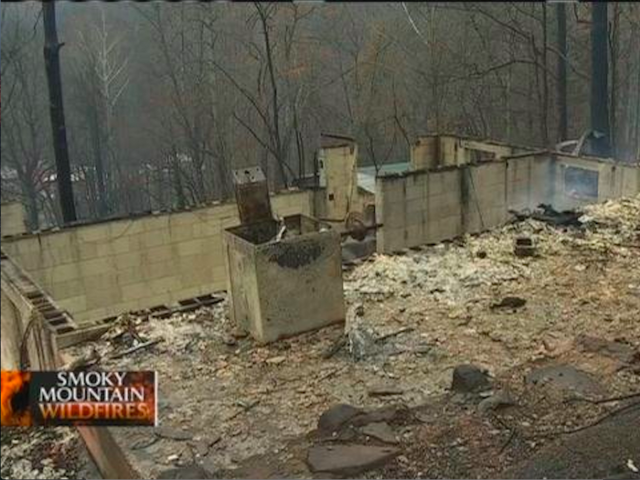 Death toll from Gatlinburg, Tenn. wildfires rises to 10