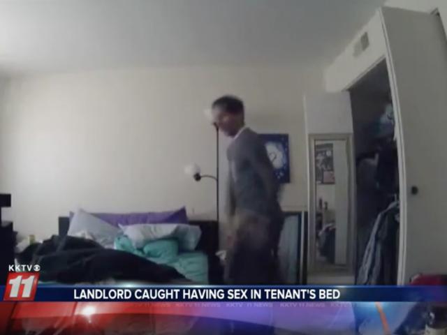 Landlord Sex 5