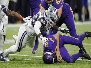 Cowboys beat Vikings for 11th straight win
