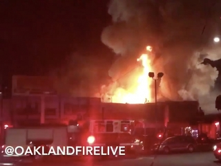 33 bodies recovered from Oakland nightclub fire