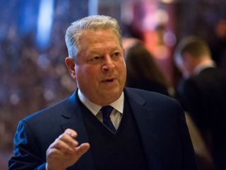 Gore had 'productive' meeting with Trump