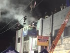 Warehouse fire highlights living conditions