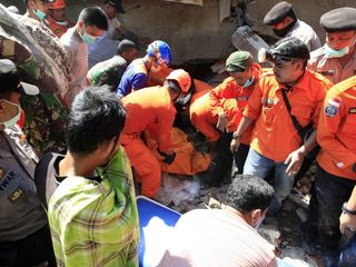 At least 97 dead after Indonesia earthquake
