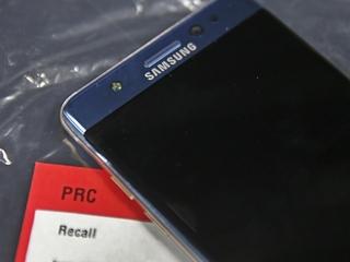 Verizon won't shut down Samsung Galaxy Note 7s