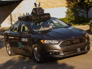 California orders Uber to stop self-driving cars