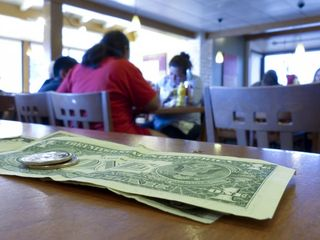 Some restaurants are getting rid of tipping
