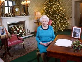 Queen Elizabeth II skips Christmas service