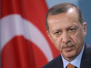 Turkey's president accused US of helping ISIS
