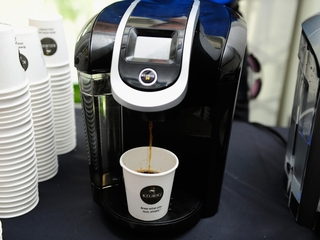 Keurig plans for beer, booze brewer