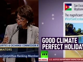 C-SPAN online feed interrupted by RT video