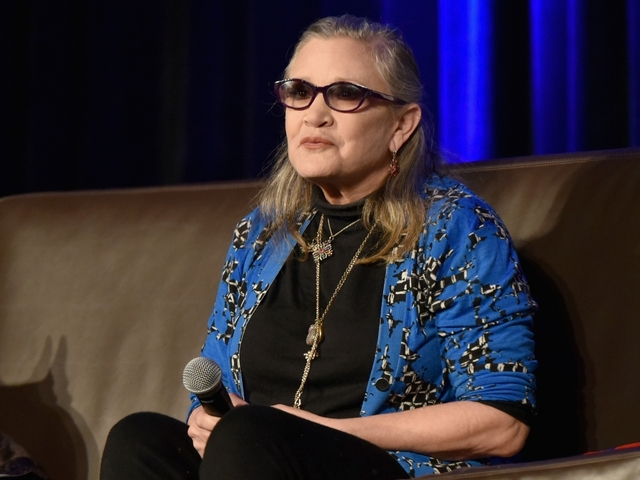 Coroner releases results of Carrie Fisher death inquiry