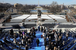 Inauguration 2017 photos: Around Washington D.C.