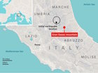 Italy hotel buried by avalanche