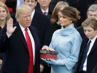 US stocks jump before Trump's inauguration