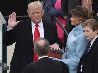 A more presidential Donald Trump?