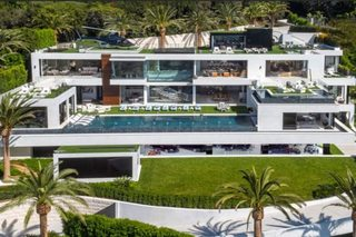 Here's the most expensive home in the US