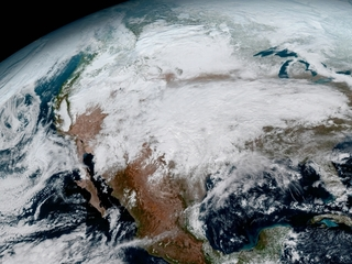 NOAA releases photos of Earth from new satellite