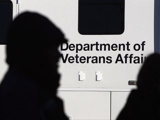 How could a hiring freeze affect the VA?