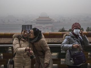 Chinese officials discourage New Year fireworks